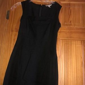 Banana Republic Career Little Black Sheath Dress-2